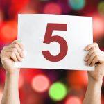 5つの勉強法