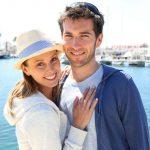 国際結婚したカップル