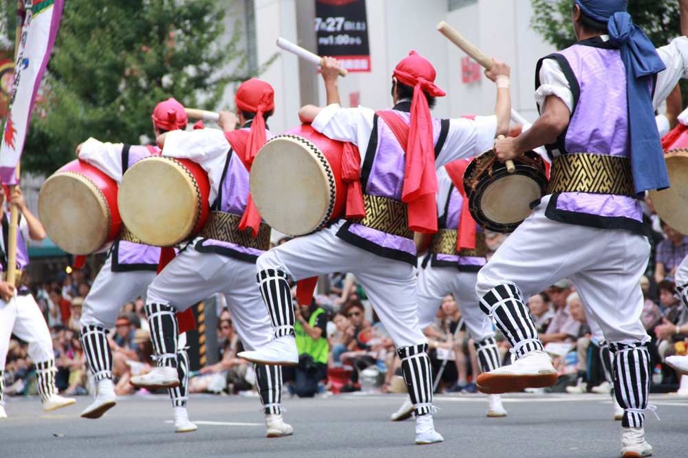 日本のお祭り