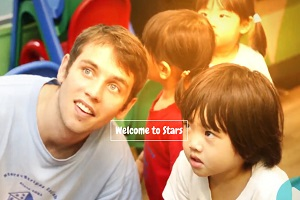 Stars&StripesEnglish 府中パーク校のHP