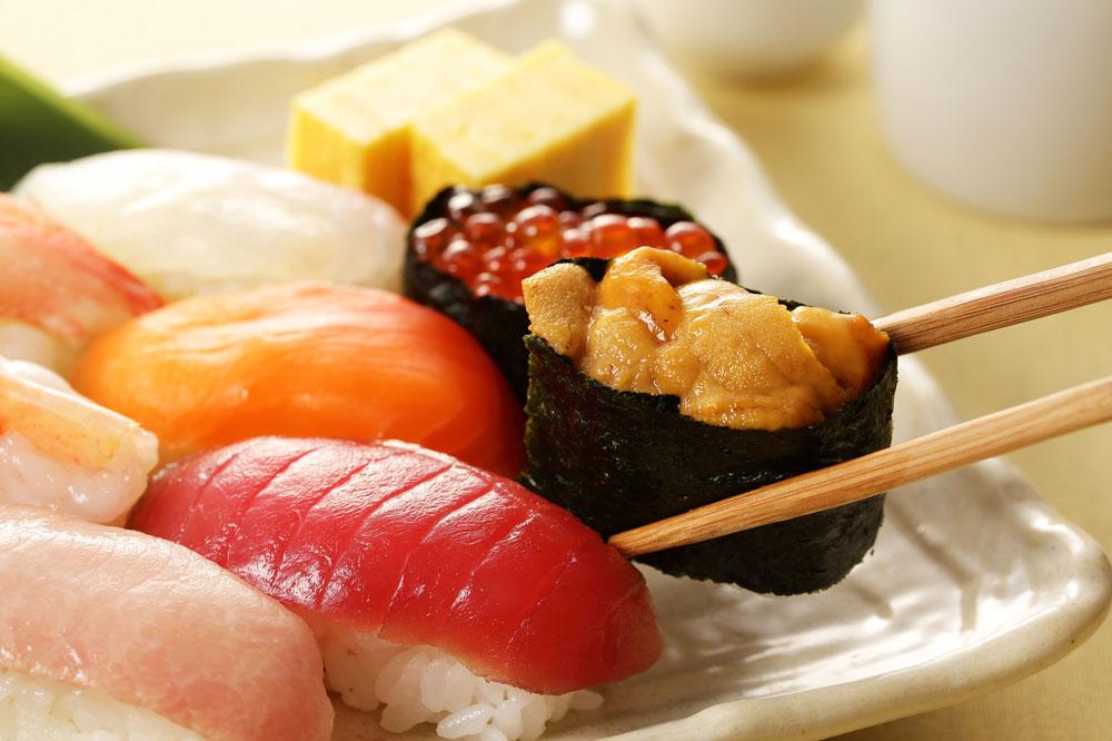 寿司・日本の食文化